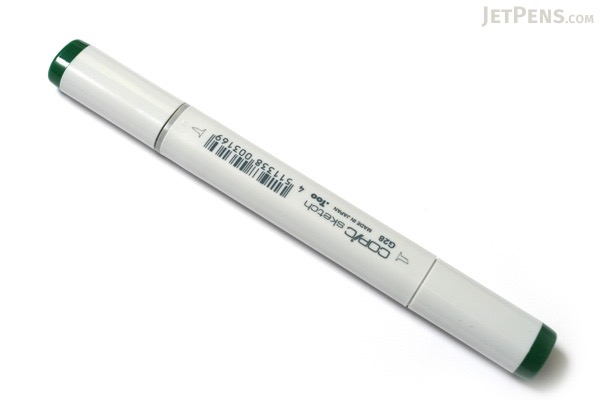 Copic Sketch Marker - G28 Ocean Green - COPIC G28-S