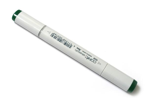 Copic Sketch Marker - Ocean Green - COPIC G28-S
