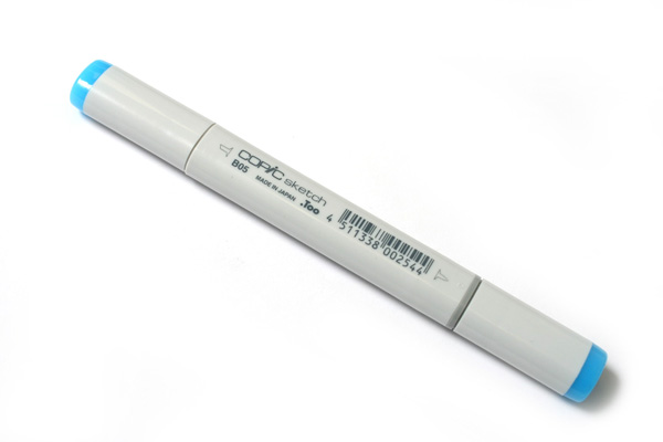 Copic Sketch Marker - Process Blue - COPIC B05-S