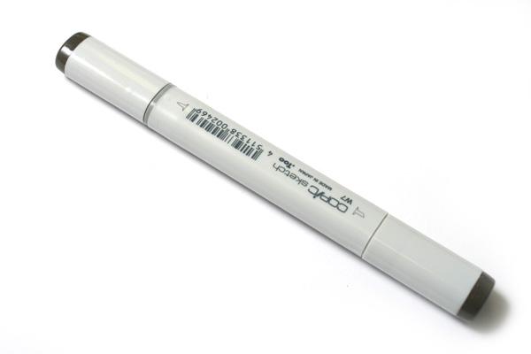 Copic Sketch Marker - Warm Gray 7 - COPIC W7-S