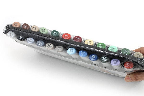 Copic Sketch Marker - 24 Color Specialty Wallet - Architecture - COPIC SARWAL