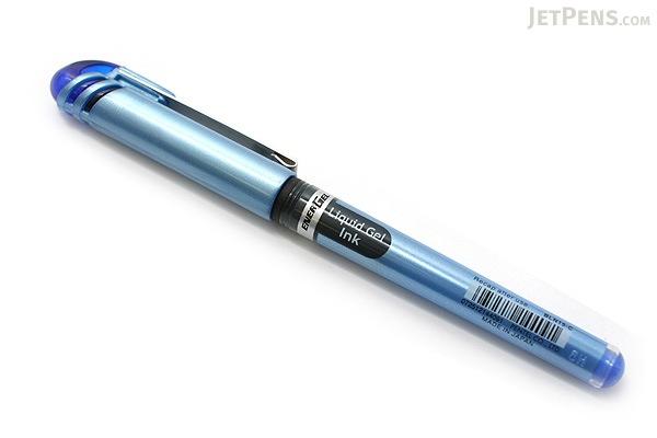 Pentel EnerGel Needle-Point Liquid Ink Pen - 0.5 mm - Blue - PENTEL BLN15-C