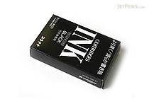 Platinum Fountain Pen Dye-based Ink Cartridge - Black - Pack of 10 - PLATINUM SPSQ-400 1