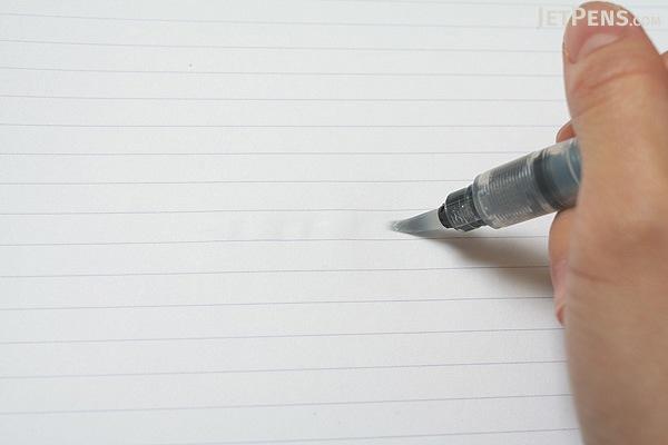 Tombow AirPress Ballpoint Pen - 0.7 mm - Orange Body - TOMBOW BC-AP54