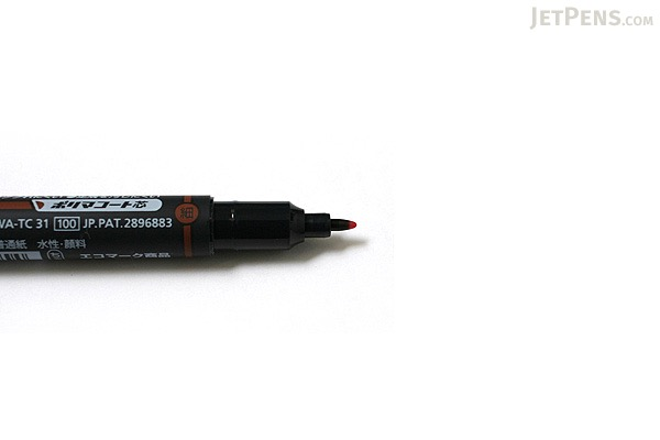 Tombow Kei Coat Double-Sided Highlighter - Brown - TOMBOW WA-TC31