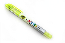 Uni Propus Erasable Highlighter Pen - Yellow - UNI PUS151ER.2