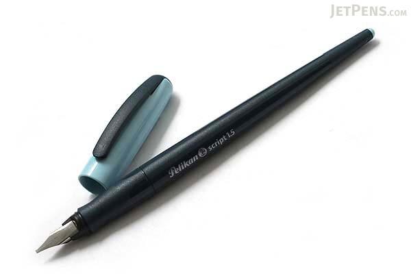 Pelikan Script Italic Calligraphy Pen 1 5 Mm Nib Width