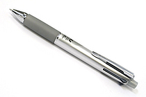 Uni Jetstream 4&1 4 Color 0.7 mm Ballpoint Multi Pen + 0.5 mm Pencil - Silver Body - UNI MSXE510007.26