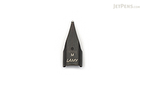 Lamy Fountain Pen Nib - Black Finish - Medium - LAMY LZ50BK-M
