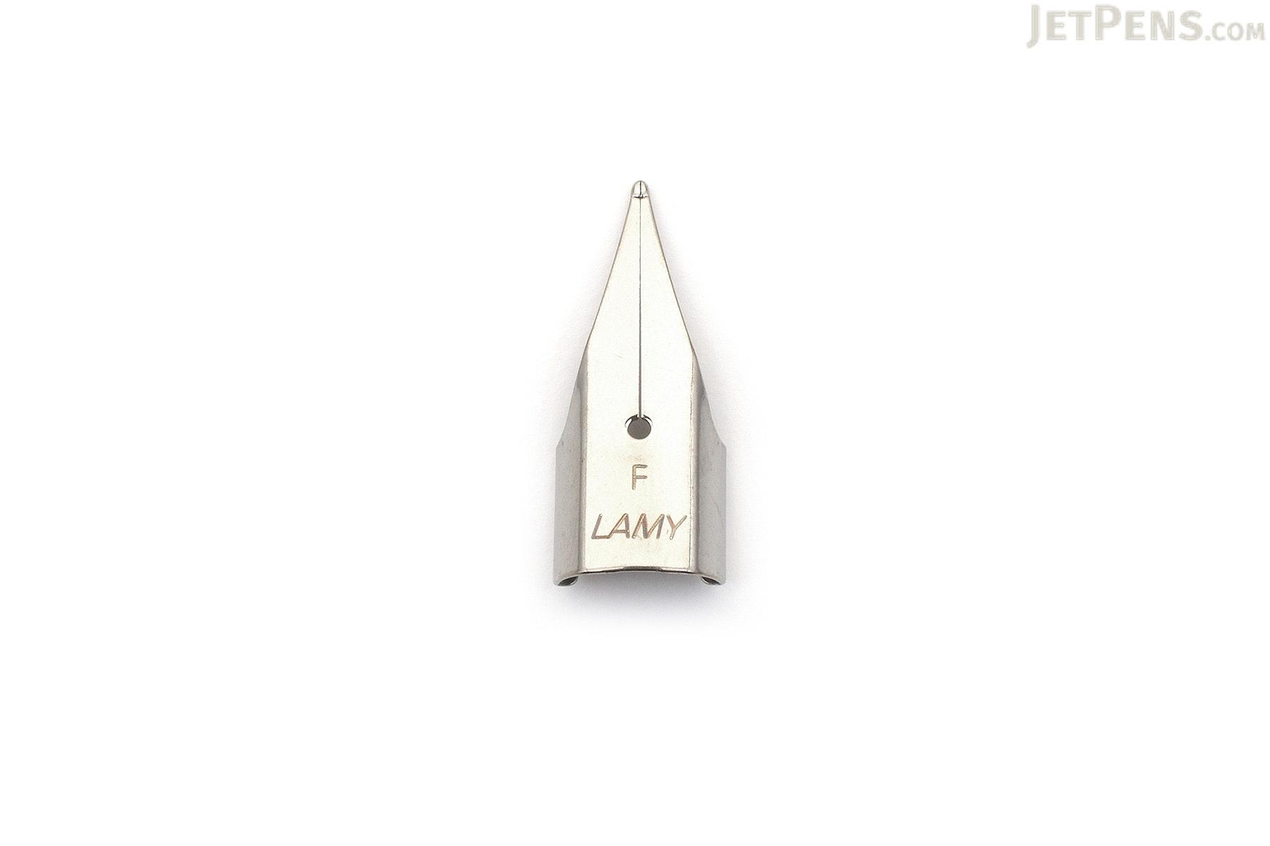 Lamy Fountain Pen Nib - Stainless Steel Finish - Fine - LAMY LZ50SL-F