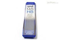 Uni NanoDia Low-Wear Pencil Lead - 0.5 mm - HB - UNI U05202NDHB