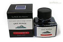 J. Herbin Gris Nuage Ink (Cloud Gray) - 30 ml Bottle - J. HERBIN H130/08