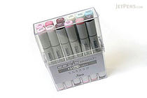 Copic Sketch Marker - 12 Ex-1 Color Set - COPIC S12EX-1