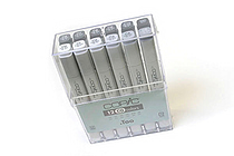 Copic Marker - 12 Cool Gray Set - COPIC CCG12