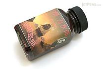 Noodler's Ink - Asia Pacific Bulletproof Ink - 3 oz Bottle - Manjiro Nakahama Whaleman's Sepia - NOODLERS 4AP02