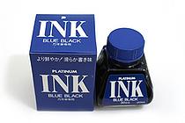 Platinum Fountain Pen Ink - 30 ml Bottle - Blue Black - PLATINUM INK-400 3