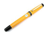 Pilot Lucina Fountain Pen - Fine Nib - Yellow Body - PILOT FL-5SR-Y-F