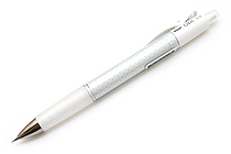 Pilot Opt Shaker Mechanical Pencil - 0.5 mm - Cut Glass White Body - PILOT HOP-20R-CG