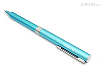 Ohto Tasche Ceramic Roller Ball Pen - 0.5 mm - Blue Body - OHTO CB-10T BLUE