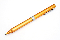 Ohto Tasche Ceramic Rollerball Pen - 0.5 mm - Orange Body - OHTO CB-10T ORANGE