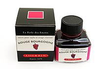 J. Herbin Fountain Pen Ink - 30 ml Bottle - Rouge Bourgogne (Burgundy) - J. HERBIN H130/28