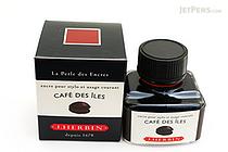 J. Herbin Café des Îles Ink (Island Coffee Brown) - 30 ml Bottle - J. HERBIN H130/46