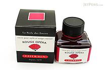 J. Herbin Rouge Opéra Ink (Opera Red) - 30 ml Bottle - J. HERBIN H130/68