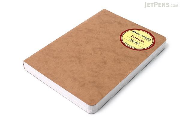 Exacompta Forum Plain Journal - 200 Sheets - Lined/Undated - EXACOMPTA 1401