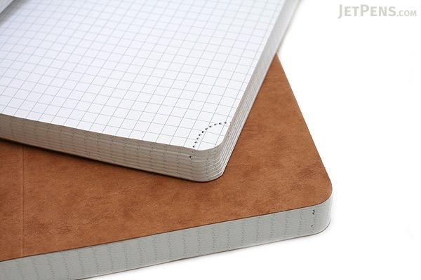 Exacompta Forum Plain Journal - 200 Sheets - Graph - Bundle of 10 - EXACOMPTA 1404 BUNDLE