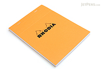 Rhodia Pad No. 16 - A5 - Graph - Orange - RHODIA 16200