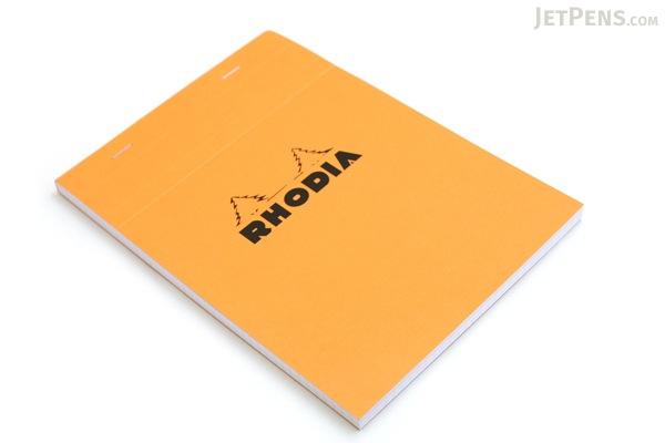 Rhodia Pad No. 16 - A5 - Graph - Orange - RHODIA 16200