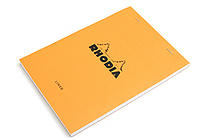 Rhodia Pad No. 16 - A5 - Lined + Margin - Orange - RHODIA 16600