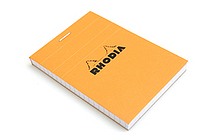 Rhodia Pad No. 11 - A7 - Graph - Orange - RHODIA 11200