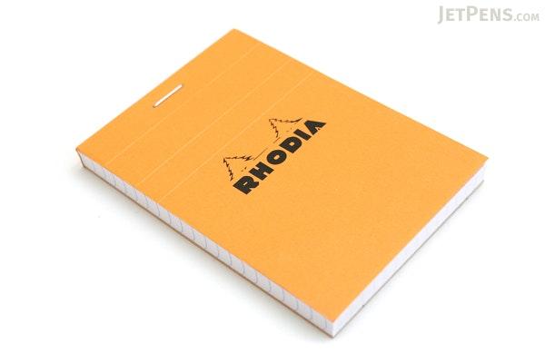 Rhodia Pad No. 11 - A7 - Graph - Orange - RHODIA 11200