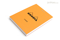Rhodia Pad No. 11 - A7 - Lined - Orange - RHODIA 11600