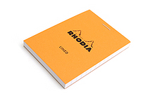 Rhodia Pad No. 11 - A7 - Lined - Orange - RHODIA 11600