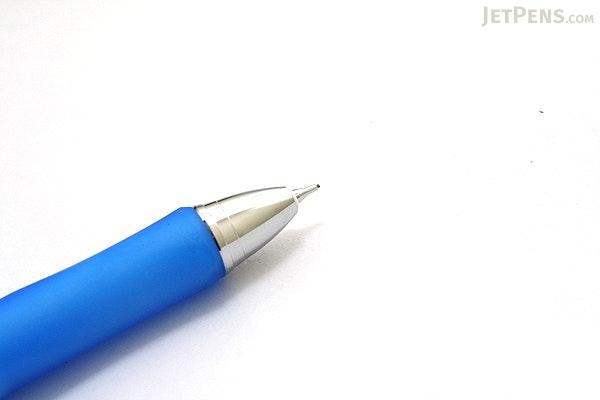 Zebra nuSpiral 2 Color 0.7 mm Ballpoint Multi Pen + 0.5 mm Pencil - Sky Blue Body - ZEBRA SA1-SBL