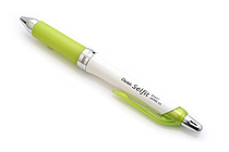 Pentel Selfit Ballpoint Pen - 0.7 mm - Lime Yellow Green Grip - PENTEL XBR607G