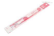 Pentel Sliccies Gel Multi Pen Refill - 0.3 mm - Coral Pink - PENTEL XBGRN3P3