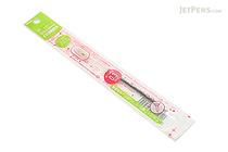 Pentel Sliccies Gel Multi Pen Refill - 0.3 mm - Lime Green - PENTEL XBGRN3K