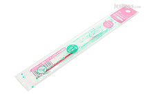 Pentel Sliccies Gel Multi Pen Refill - 0.4 mm - Baby Pink - PENTEL XBGRN4P2