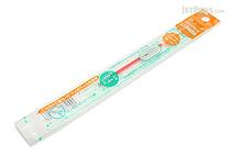 Pentel Sliccies Gel Multi Pen Refill - 0.4 mm - Golden Orange - PENTEL XBGRN4F3