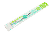 Pentel Sliccies Gel Multi Pen Refill - 0.4 mm - Lime Green - PENTEL XBGRN4K