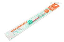 Pentel Sliccies Gel Multi Pen Refill - 0.4 mm - Orange - PENTEL XBGRN4F1