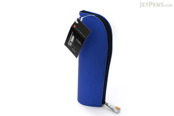 Kokuyo Will Stationery Actic Pencil Case - Blue - KOKUYO F-WBF115B