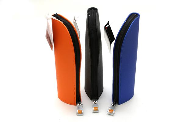 Kokuyo Will Stationery Actic Pencil Case - Black - KOKUYO F-WBF115D