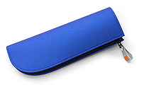 Kokuyo Will Stationery Actic Pencil Case - Blue - KOKUYO F-WBF115B