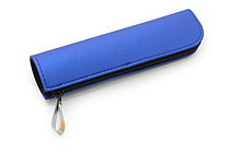 Kokuyo Will Stationery Actic Mini Pencil Case - Blue - KOKUYO F-WBF116B