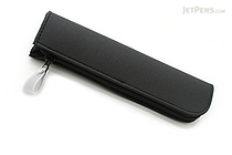 Kokuyo Will Stationery Actic Mini Pencil Case - Black - KOKUYO F-WBF116D