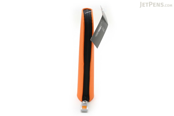 Kokuyo Will Stationery Actic Mini Pencil Case - Orange - KOKUYO F-WBF116YR